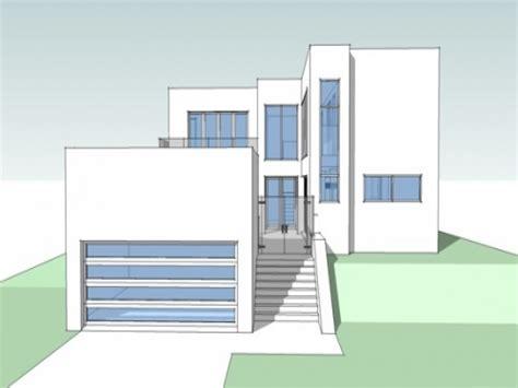 modern home blueprints small ultra modern house plans
