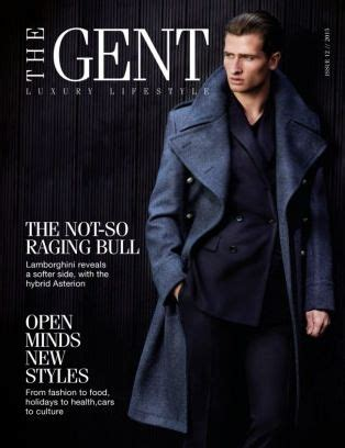 gent magazine   digital subscription