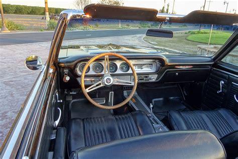 1964 Gto Interior by 1964 Pontiac Gto Convertible 190484