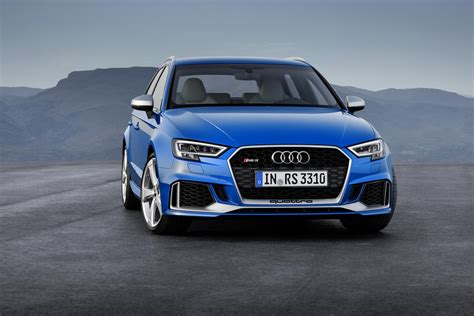 cars audi new audi rs3 sportback names its price by car magazine