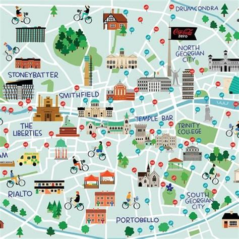 images    illustrated maps