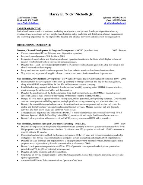 Vfx Resume Objective by Resume Objective Statement For Part Time Professional