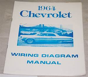 Nos Impala Parts    Literature    1964 Chevrolet Wiring