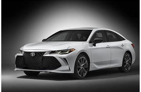 Redesigned 2019 Toyota Avalon What You Need To Know Us
