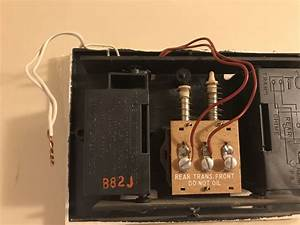 Electrical - Doorbell Wiring