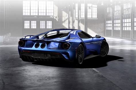 Ford Gt ford gt production expanded to four years