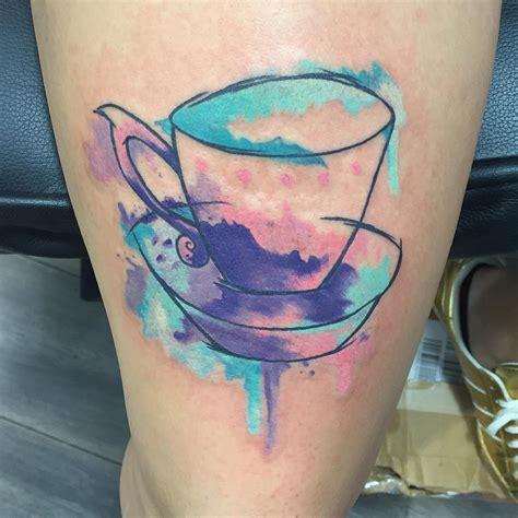 tea cup tattoo  tattoo ideas gallery
