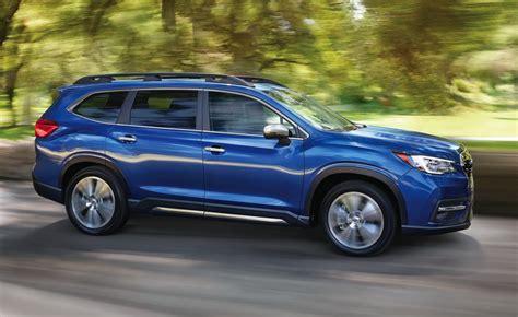 Subaru Ascent 2019 Vs 2020 by 2019 Subaru Ascent Looks Like A Rival For The Honda Pilot