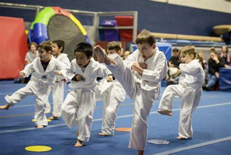 edge martial arts taekwondo pioneer gymnastics