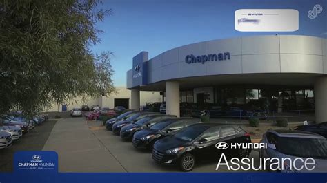 chapman hyundai  bell road march offers sps youtube