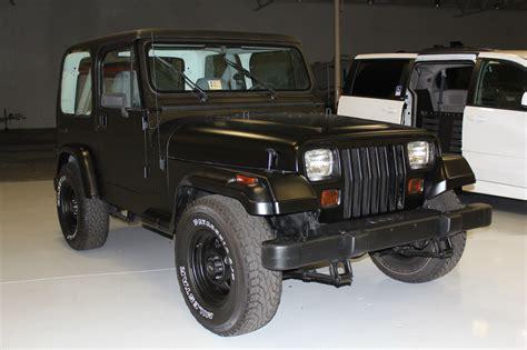 2 door jeep wrangler for 1990 jeep wrangler base sport utility 2 door 4 2l black