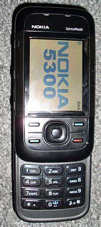 Nokia 5300 - Wikipedia