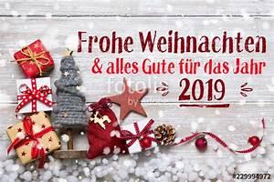 Weihnachten 2019 Mädchen : frohe weihnachten und alles gute f r das jahr 2019 ~ Haus.voiturepedia.club Haus und Dekorationen