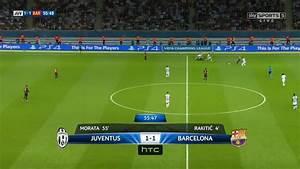 Watch Barcelona Vs Juventus Full Match STREAMING VIVO