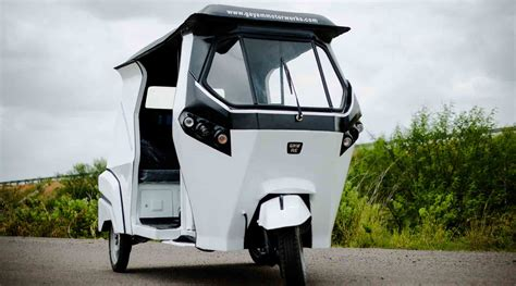 Electric Auto by Gmw Et Electric And Smart Passenger Auto Rickshaw