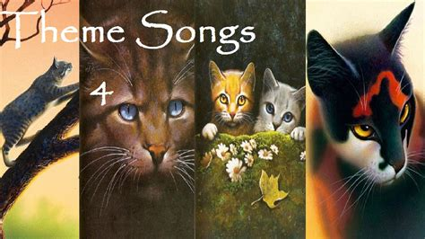 warrior cats theme songs  ashfur hawkfrost mothwing