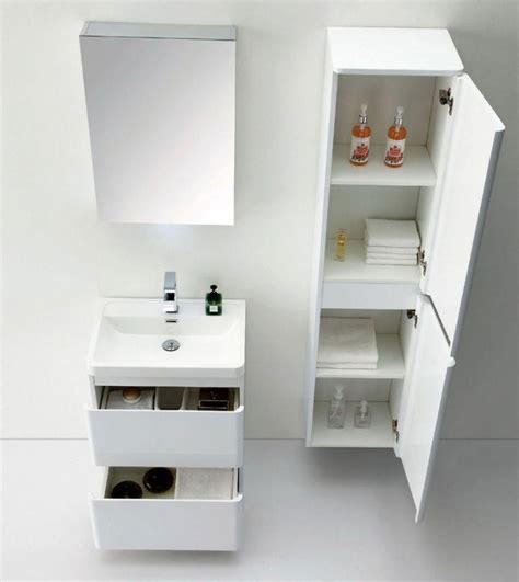 wall mounted bathroom cabinet zenit wall mounted tall bathroom cabinet white gloss