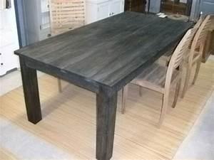 Table A Manger Jardin : table a manger castorama ~ Teatrodelosmanantiales.com Idées de Décoration