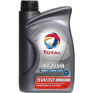 Huile Long Life Vw : huile moteur mixte activa ineo long life 5w 30 1l feu vert ~ Melissatoandfro.com Idées de Décoration