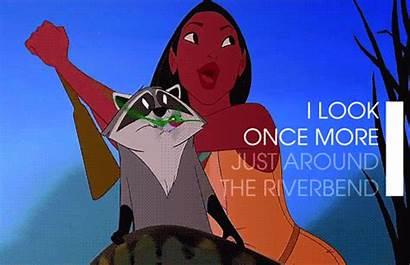 Disney Around Riverbend Pocahontas Listen Playlist River