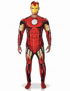 Deluxe, Avengers, U2122, Iron, Man, Costume, For, Adults, Adults, Costumes, And, Fancy, Dress, Costumes