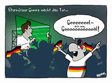 RevierSport EM Cartoon… SCHÖN DOOF!
