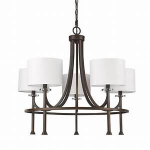 Acclaim lighting kara light indoor chandelier with