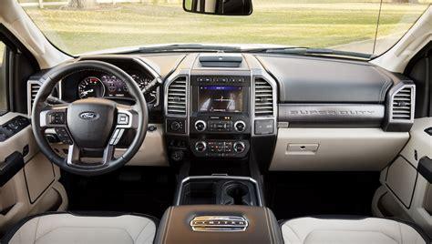 ford super duty limited dash interior  fast lane