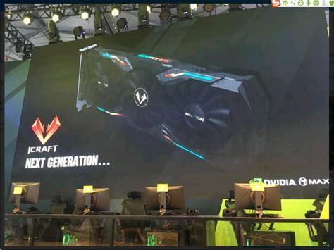 nvidia geforce gtx 1180 2080 custom graphics card leaks out