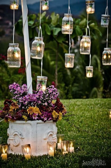 10 outdoor lighting ideas for a shabby chic garden 6 is