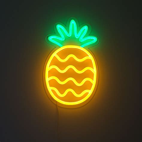 Light Signs by Pineapple Sports Lifestyle Neon Signs Neon Light