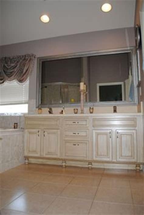 kitchen wall backsplash river birch rustoleum cabinet transformations rental 3445