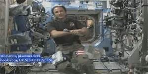 Space Station Astronaut 'Squirms' At UFO Questions ...