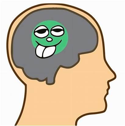 Brain Clipart Head Transparent Animated Brains Background