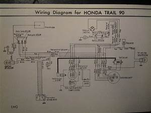 Wiring Diagram For Ct200-143263 - Honda Trail