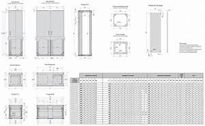 Dimension Tableau Electrique : dimension coffret electrique exterieur menuiserie image ~ Melissatoandfro.com Idées de Décoration