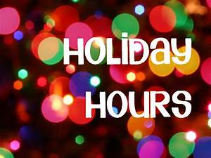 Holiday Hours  Get Your Torsionx Orders In Now