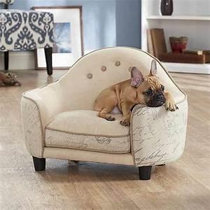 niche canape lit panier pour chien le confort des With canapé lit pour chien