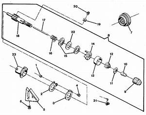 Tension Assembly Diagram  U0026 Parts List For Model 6221 Kenmore
