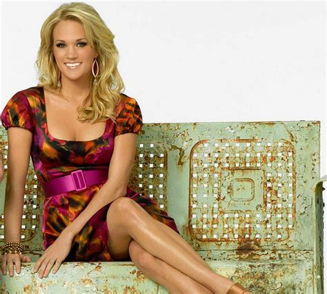 35 Super Sexy Carrie Underwood Hairstyles   CreativeFan