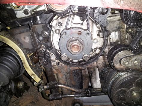 volvo   camshaft alignment issue