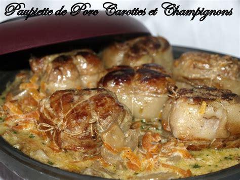cuisiner des carottes cuisiner des paupiettes de porc 28 images les 25