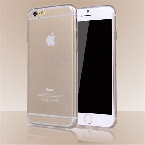how to clear from phone new 2014 for iphone 6 slim clear tpu cell phone back
