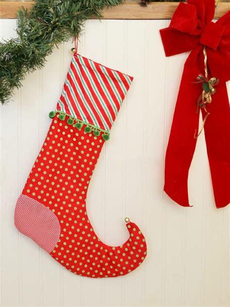 christmas stocking patterns   diy