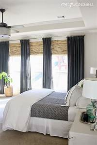 Master, Bedroom, Window, Treatments