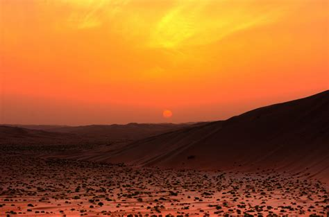 le plus beau dessert du monde les plus beaux couchers de soleil dans le d 233 sert