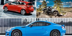 The Top 10 Cars You Can Buy With A Manual Transmission