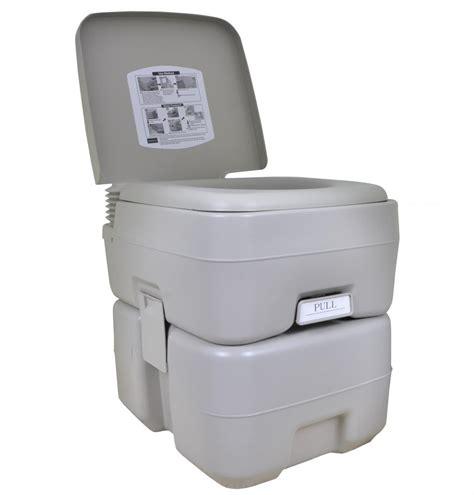 28 Gallon5 Gallon Portable Toilet Flush Travel Outdoor