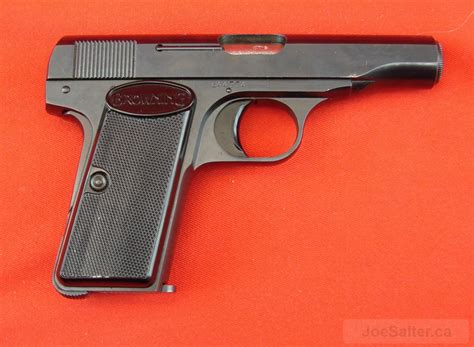 Browning 380 Model 1910 Excellent Plus