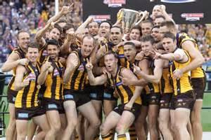 2015 Grand Final AFL Team Photo